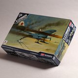 "アカデミー 1/48 IL-2 STORMOVIK ""SKI EQUIPPED EALRY VERSIOM"""