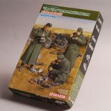 "ドラゴン 1/35 ""Chow Time"" German Anti-Tank Crew w/3.7cm Pak36/37 [Eastern Front]"