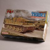 ドラゴン 1/35 Pzkpfw.VI Ausf.E Sd.Kfz.181 Tiger I Late Production 3-in-1