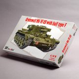 SKP 1/35 Cromwell Mk VI CS with hull type F