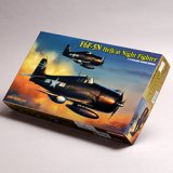 サイバーホビー 1/72 F6F-5N Hellcat Night Fighter